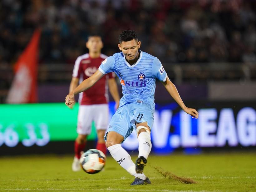V-League 2020, TP.HCM 2-2 Đà Nẵng: 5 phút cuối điên rồ trên sân Thống Nhất - ảnh 4