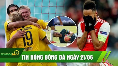 TIN NÓNG BÓNG ĐÁ 216 Arsenal nhận trái đắng phút bù giờ hình ảnh