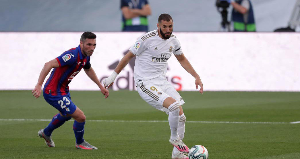 bóng đá, bong da, bóng đá hôm nay, real madrid, real madrid vs eibar, real madrid 3-1 eibar, eibar, hazard, benzema