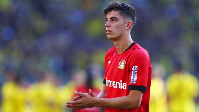'Havertz's future is not decided' - Leverkusen sporting director - Bóng Đá