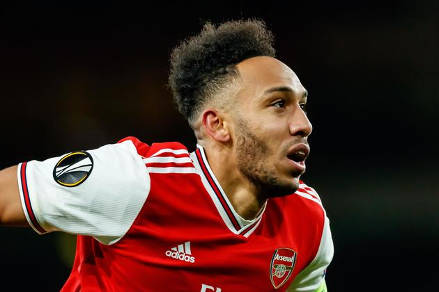 Arsenal backed to sign Pierre-Emerick Aubameyang replacement in next transfer window - Bóng Đá
