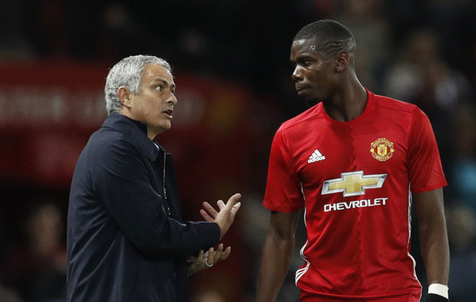Mourinho thêm lần nữa có dịp tái ngộ M.U