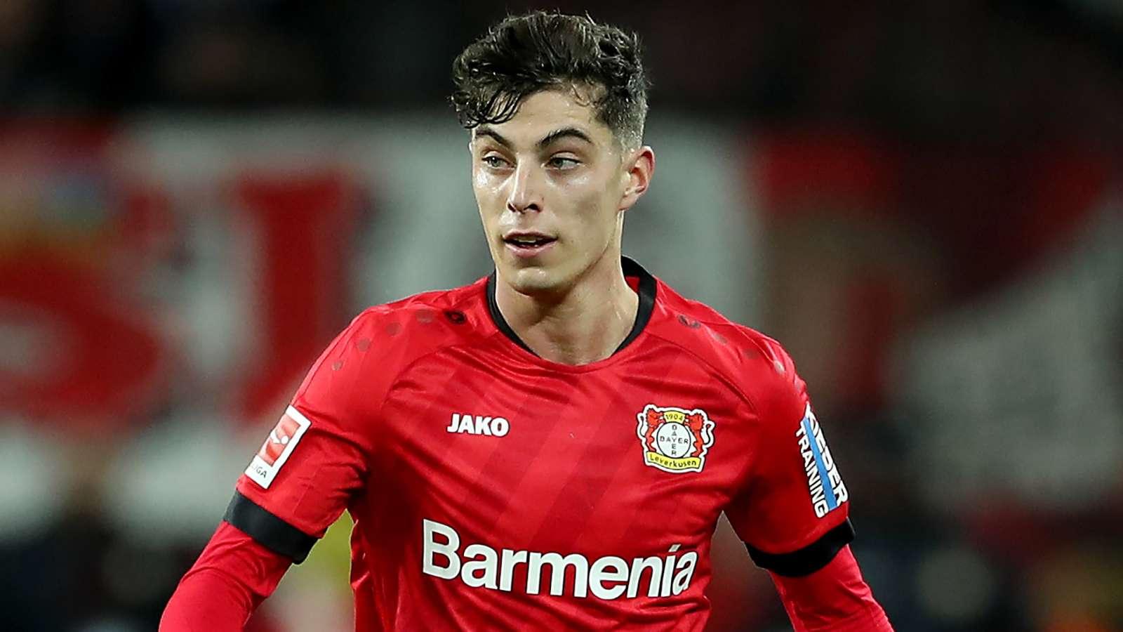 Voller tips Havertz to join 'world-class club' after Leverkusen - Bóng Đá