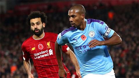 Man City và Liverpool được ví với Messi và Ronaldo