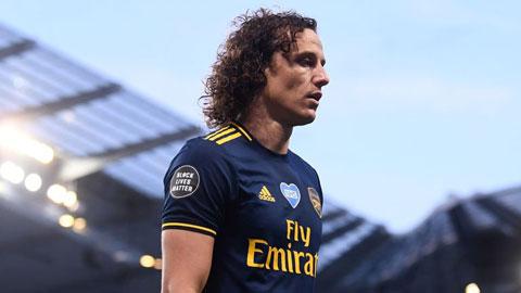 David Luiz không nằm trong top 20 cầu thủ có tỷ lệ mắc lỗi cao nhất Ngoại hạng Anh