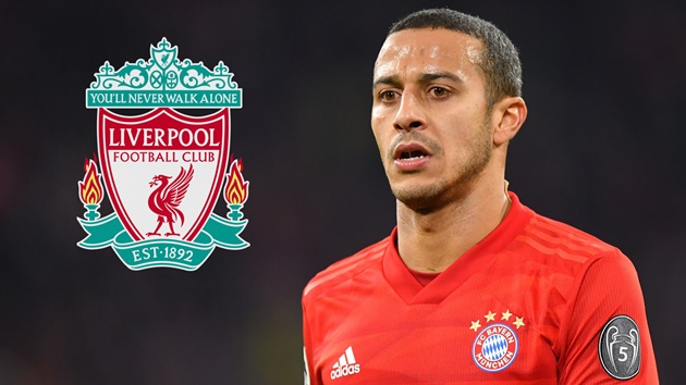 Bayern have not received an official enquiry from Liverpool for Thiago - Bóng Đá