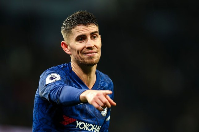 Jorginho's agent denies Juventus approach and says midfielder is happy at Chelsea - Bóng Đá