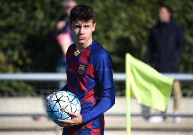 Barcelona ace Marc Jurado set to join Manchester United after confirming exit on Instagram - Bóng Đá