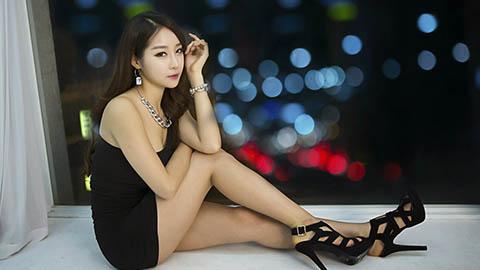 Eun Ji Ye: Nữ tiếp viên hàng không bị sàn đấu 'quyến rũ'