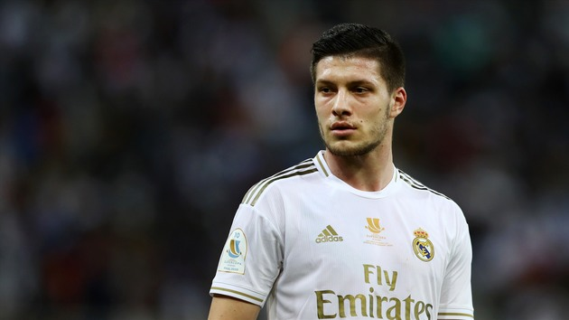 Serie A insider adds fuel to Luka Jovic to AC Milan rumours, two-year loan with option to buy on cards - Bóng Đá