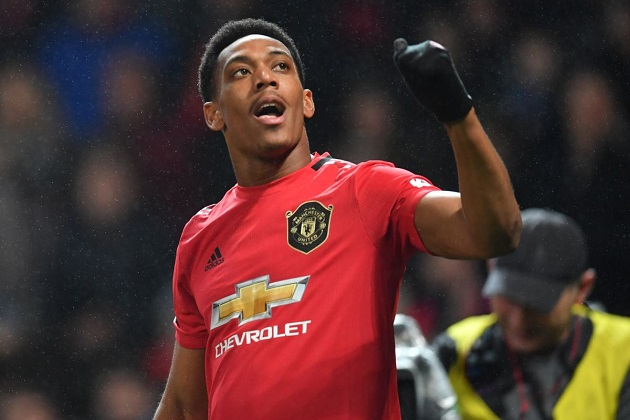 'He got his opportunity and really made it count': Dwight Yorke explains why Man Utd should stick to Martial for No.9 role - Bóng Đá