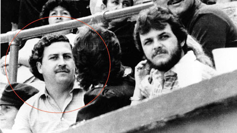Trùm ma túy Pablo Escobar 'phát triển' bóng đá Colombia như  thế nào?