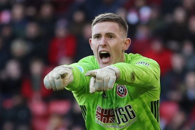 Man Utd facing battle to keep Dean Henderson with Chelsea 'eyeing £50m transfer' - Bóng Đá