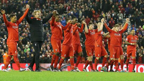 Liverpool hãy khiêm tốn... để có tất cả