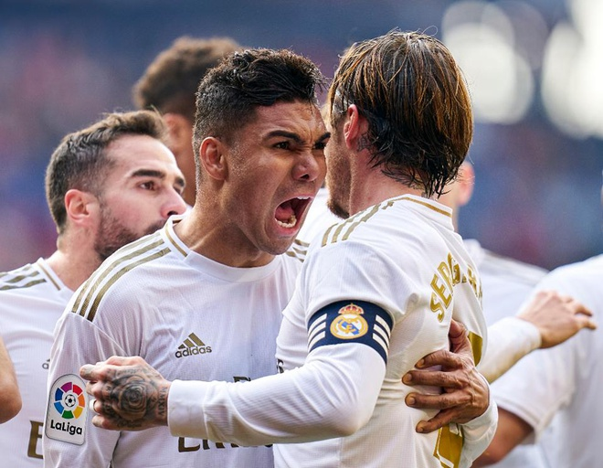Casemiro: Real Madrid's unsung hero - Bóng Đá