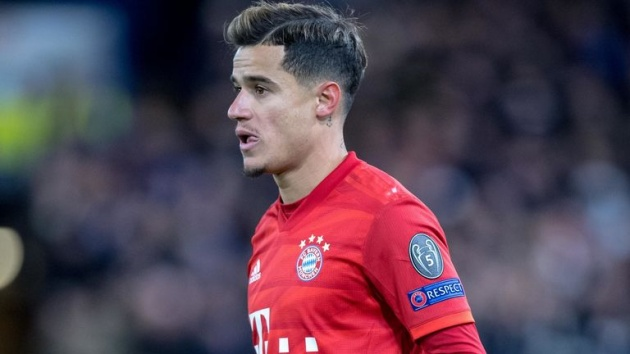 Philippe Coutinho: Bayern Munich extending Barcelona midfielder's loan to end of season - Bóng Đá