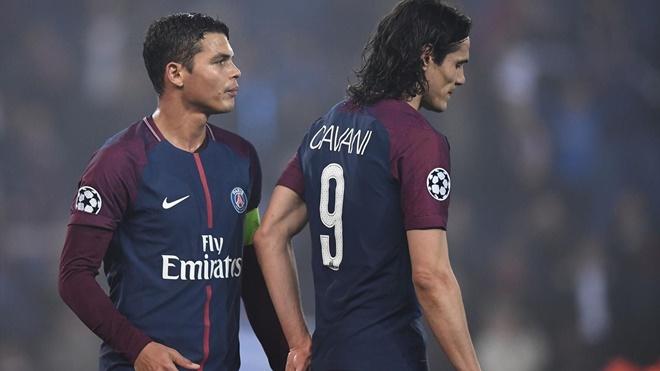PSG's Leonardo on Edinson Cavani, Thiago Silva: 'Coming to an end' - Bóng Đá
