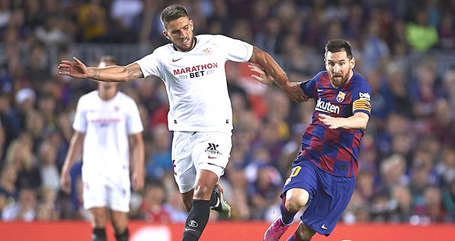 Lich thi dau bong da hom nay, Lịch thi đấu La Liga, Sevilla vs Barca, Bóng đá TV, BĐTV, lịch thi đấu bóng đá, truc tiep bong da, Sevilla vs Barcelona, BXH La Liga, Messi