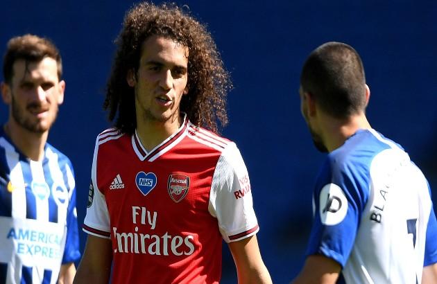 Guendouzi wants to leave Arsenal  - Bóng Đá
