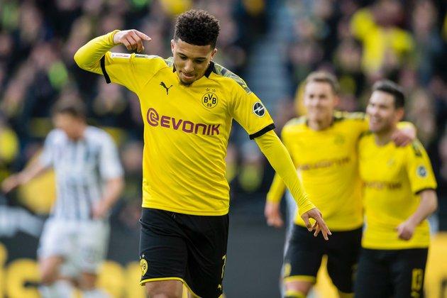 Thái độ của Dortmund vụ Sancho giữa bão tin đồn chuyển nhượng - Bóng Đá