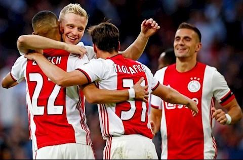Ajax tuyên bố sẵn sàng bán tháo hàng loạt sao bự hè này hình ảnh