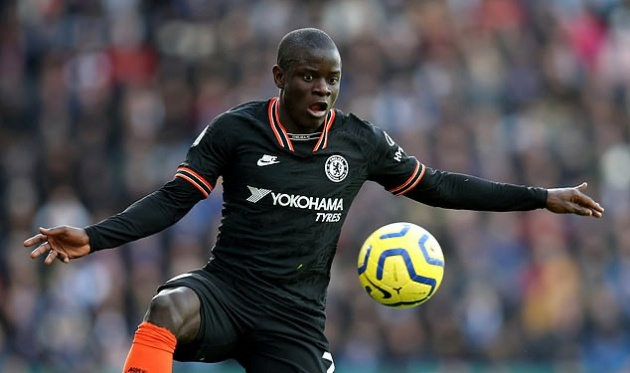 Chelsea 'willing to sell N'Golo Kante' - Bóng Đá