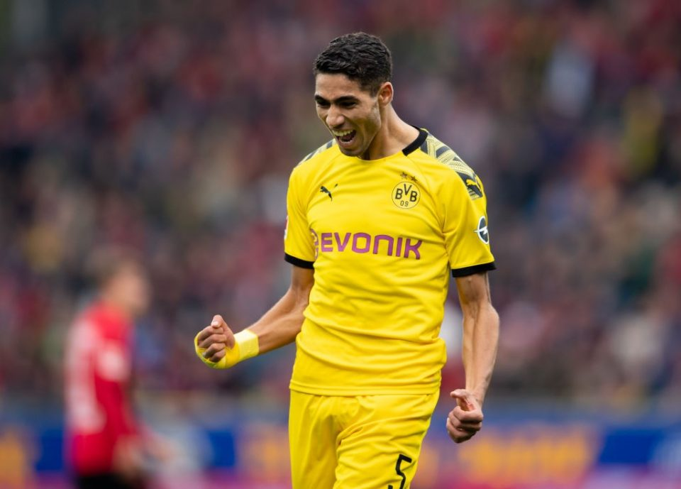 The serious mistake Real Madrid could make with Achraf Hakimi - Bóng Đá