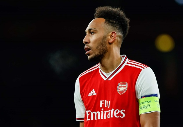 Chelsea still eyeing Pierre-Emerick Aubameyang transfer if Arsenal ace snubs Emirates stay - Bóng Đá