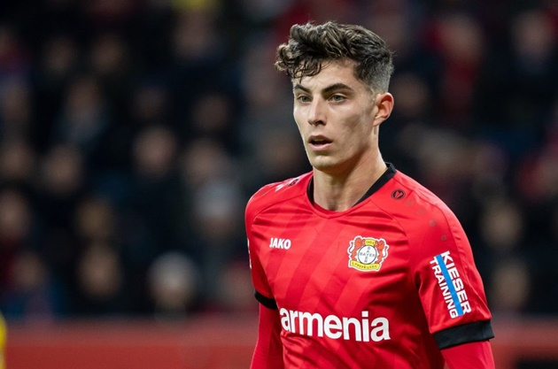 Kai Havertz could be available for £20 million less if Bayer Leverkusen miss out on the UEFA Champions League - Bóng Đá