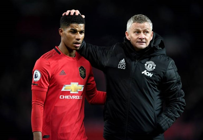 Why Marcus Rashford rejected Barcelona approach to stay at Manchester United - Bóng Đá