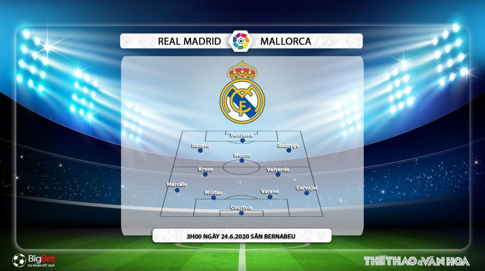 Keo nha cai, kèo nhà cái, LReal Madrid vs Mallorca, Trực tiếp bóng đá TBN vòng 31, BĐTV, trực tiếp bóng đá Tây Ban Nha, La Liga, Lịch thi đấu bóng đá TBN, kèo Real Madrid