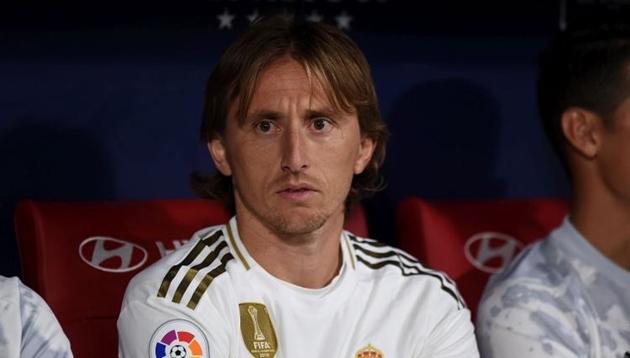 Luka Modric không sang AC Milan - Bóng Đá