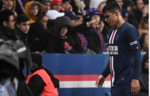 Thiago Silva could stay with PSG, claims out-of-contract defender's wife - Bóng Đá