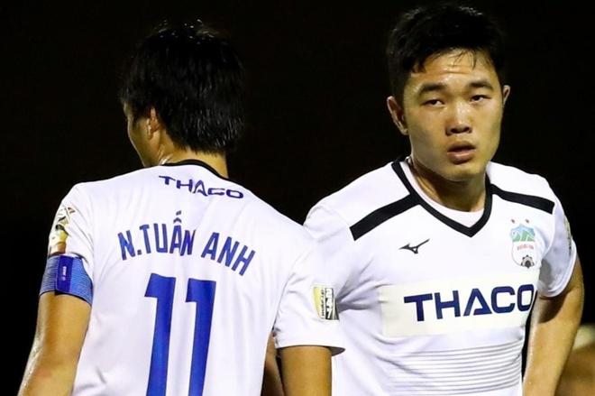 Xuân Trường hớn hở dù HAGL thua 1-3 trước SHB Đà Nẵng