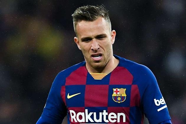 Arthur must focus on Barcelona, not Juventus rumours - Quique Setien - Bóng Đá