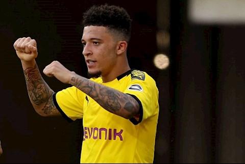 Dortmund tuyên bố Jadon Sancho đắt lắm, MU cũng chẳng mua nổi! hình ảnh