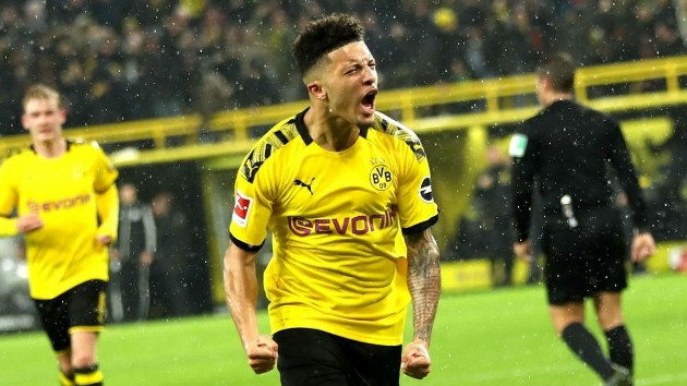 Solskjaer wants Sancho deal done in August  - Bóng Đá