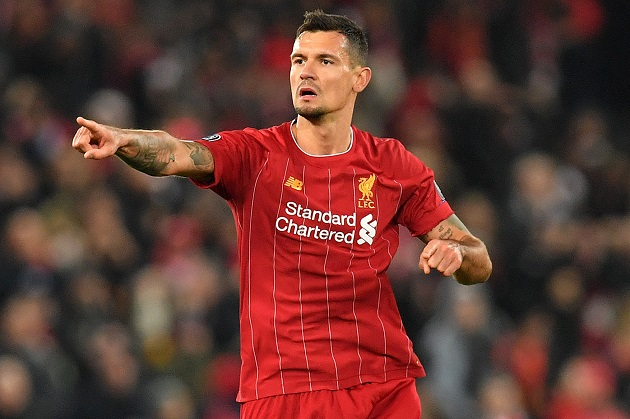Zenit St Petersburg reportedly lining up £9M bid for Lovren - Bóng Đá