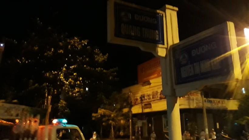 Đà Nẵng đã phong tỏa một số con phố - ảnh 14