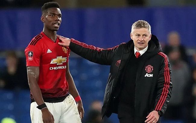 Solskjaer wants Pogba to sign new deal with Manchester United - Bóng Đá