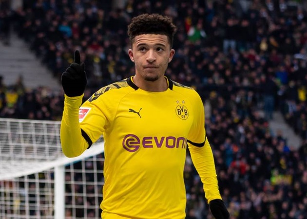 Dortmund preparing for life without Jadon Sancho - sporting director - Bóng Đá