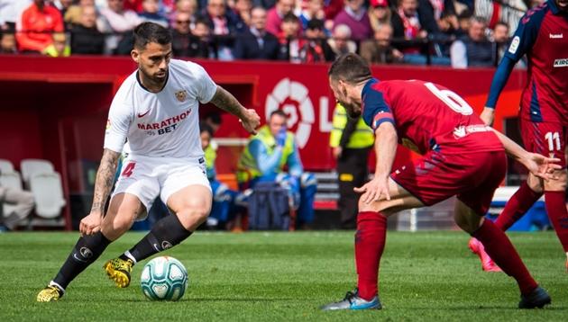CHÍNH THỨC: Sevilla mua đứt Suso - Bóng Đá