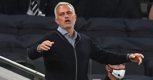 'I don't think it's fair' – Mourinho sympathises with West Ham disadvantage - Bóng Đá