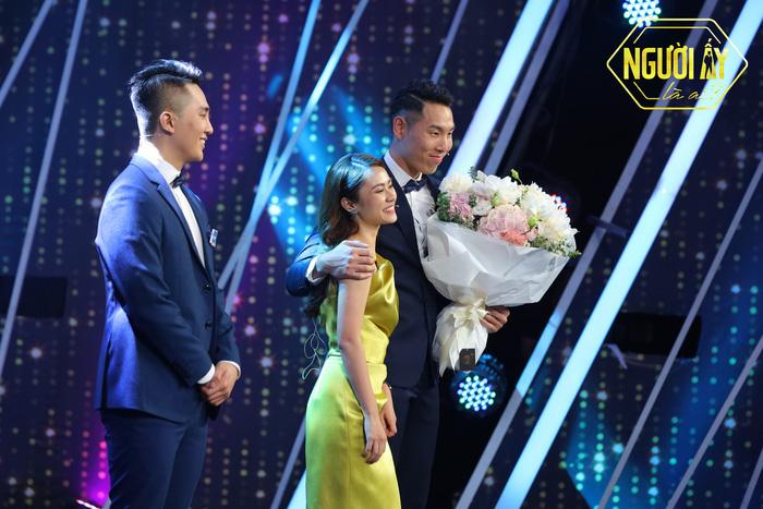 Người ấy là ai: Bằng chứng cho thấy Justin Young và Phan Thiên Tâm là trai tài gái sắc, trời sinh một cặp - Ảnh 7.