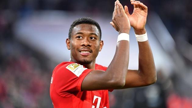 Bayern bosses will push for a decision regarding David Alaba's future - Bóng Đá