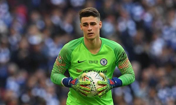 Chelsea chịu lỗ bán Kepa - Bóng Đá