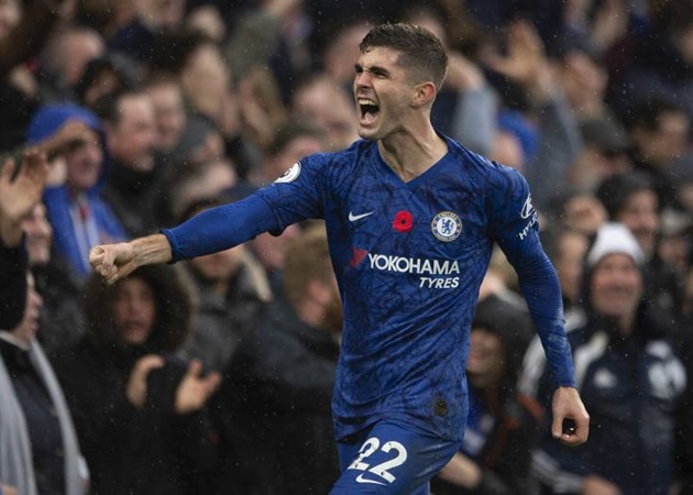 Christian Pulisic 'excited' to play with 'talented' new Chelsea signings Timo Werner and Hakim Ziyech - Bóng Đá