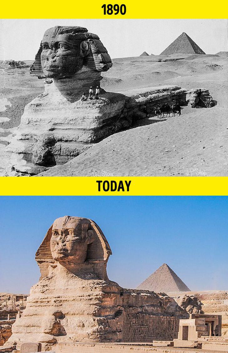 Loạt ảnh xưa và nay cho thấy các địa danh nổi tiếng thế giới đã thay đổi như thế nào trong vòng 1 thế kỷ qua - Ảnh 16.