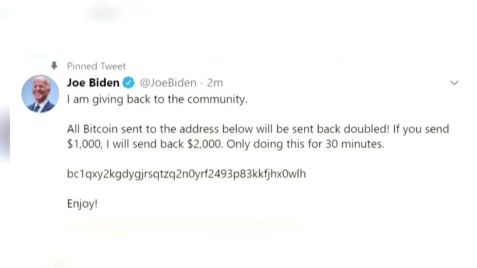 Tài khoản Twitter của cựu Tổng thống Obama, tỉ phú Elon Musk, Kim Kardashian, Kanye West bị hack - ảnh 1