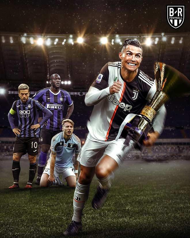 Ronaldo - Juventus thi đấu thăng hoa: Vô địch Serie A ngay tuần này? - 3